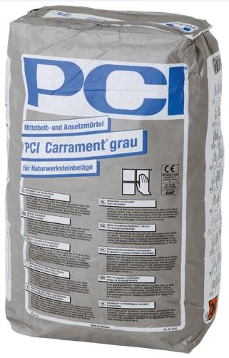 PCI Carrament lijm 25kg grijs