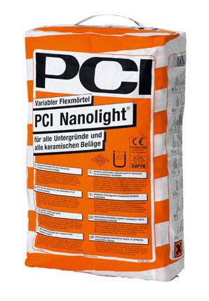 PCI Nanolight 15kg lijm