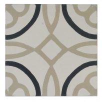 Portugese-tegels-CE-2003-ruit-motief-kleur-print-ster-compleet-geruit-motiefje-bruin-beige