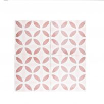 Portugese-tegels-CE-2004-ruit-motief-kleur-print-ster-compleet-geruit-roze-wit-motiefje-compleet