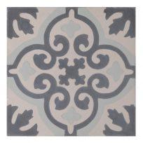 Portugese-tegels-CE-2009-ruit-motief-kleur-print-ster-compleet-geruit-groen-lichtblauw-beige-wit-motiefje