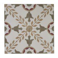 Portugese-tegels-CE-2011-ruit-motief-kleur-print-ster-compleet-geruit-groen-krans-beige-wit-motiefje-compleet-helemaal