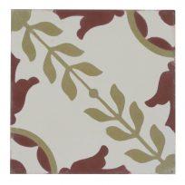 Portugese-tegels-CE-2011-ruit-motief-kleur-print-ster-compleet-geruit-rood-krans-beige-wit-motiefje