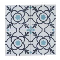 Portugese-tegels-CE-2012-ruit-motief-kleur-print-ster-compleet-geruit-zwart-wit-motiefje-compleet-blauw
