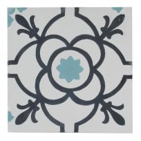 Portugese-tegels-CE-2012-ruit-motief-kleur-print-ster-compleet-geruit-zwart-wit-motiefje-blauw