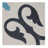 Portugese-tegels-CE-2013-ruit-motief-kleur-print-ster-compleet-geruit-zwart-wit-motiefje-blauw-haak