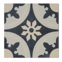 Portugese-tegels-CE-2017-ruit-motief-kleur-print-ster-compleet-geruit-zwart-wit-motiefje