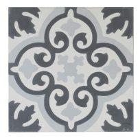 Portugese-tegels-CE-2021-ruit-motief-kleur-print-ster-compleet-geruit-zwart-wit-grijs