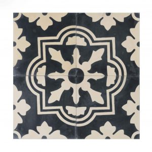 Portugese-tegels-CE-2023-ruit-motief-kleur-print-ster-compleet-geruit-zwart-wit-complete-anders