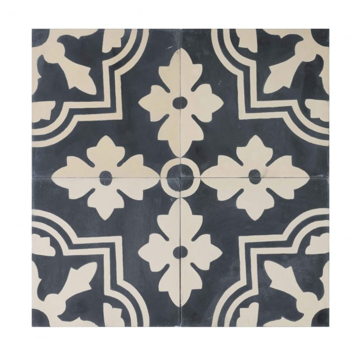 Portugese-tegels-CE-2023-ruit-motief-kleur-print-ster-compleet-geruit-zwart-wit-complete