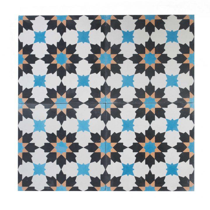 Portugese-tegels-CE-2028-ruit-motief-kleur-print-ster-compleet