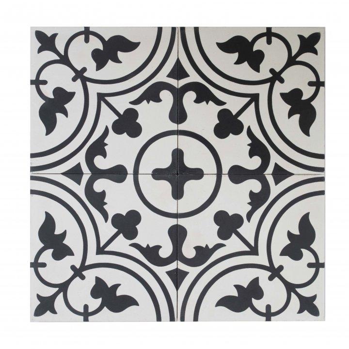 Cement-tegels-zwart-wit-Print-CE-2046-complete