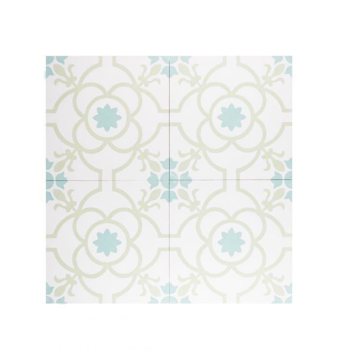 cement-tegels-portugese-tegels-Ce-2056-blauw-wit-groen-figuur-motief-print-compleet