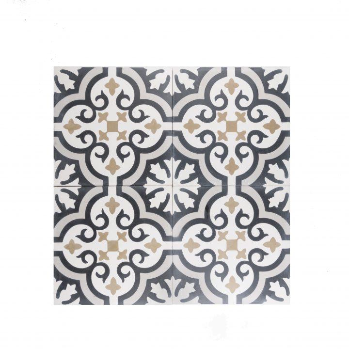 cement-tegels-portugese-tegels-ce-2059-bloem-motief-kleur-print-beige-grijs-compleet