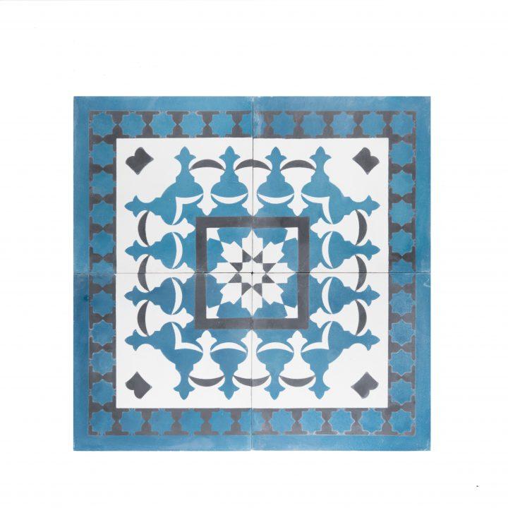 cement-tegels-CE-2062-blauw-wit-print-motief-compleet