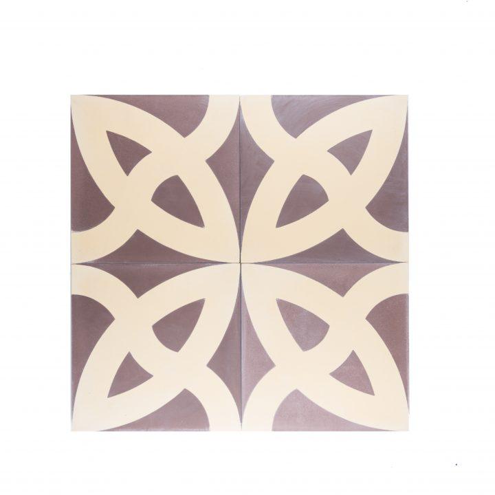 cement-tegels-CE-2063-beige-motief-print-kleur-embleem-sjabloon-roze-compleet