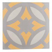cement-tegels-portugese-tegels-groen-oranje-beige-lichtgrijs-ster-ruit-print-motief