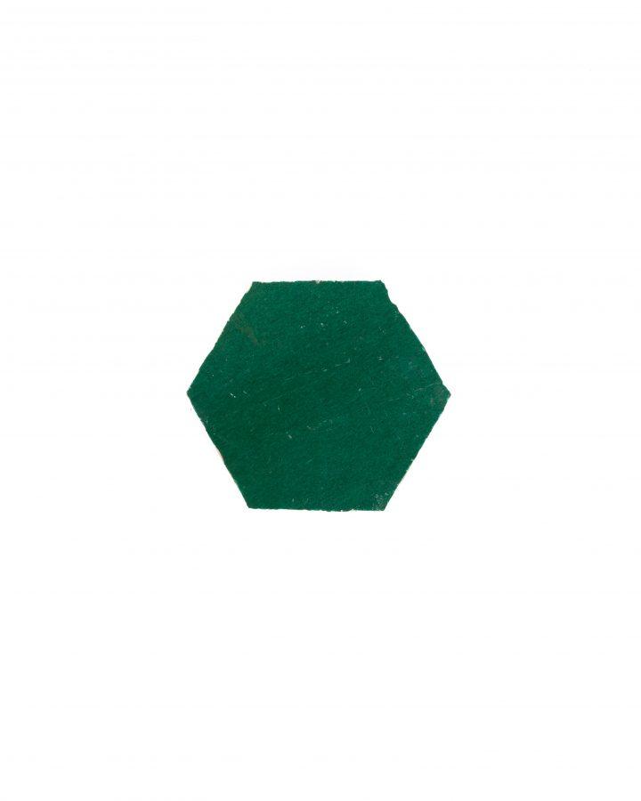 HX0908-hexagon-tegels-marokkaanse-tegels-groen-donkergroen-zeshoekig
