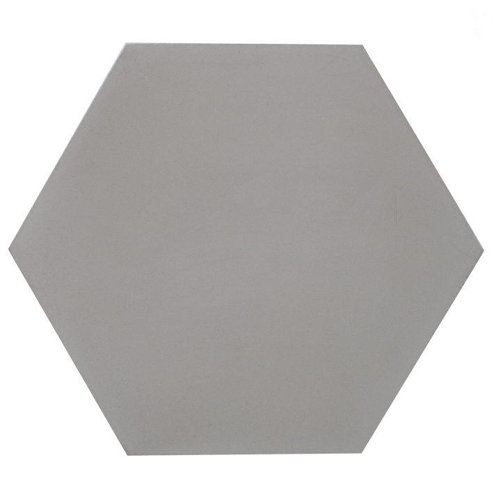 Cement-tegels-HXC10-groengrijs-effen-hexagon