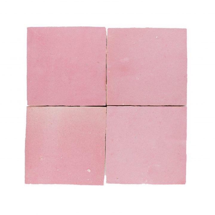 ZR-1022-marokkaanse-tegels-roze-pink-donkerroze-compleet-10-bij-10-cm