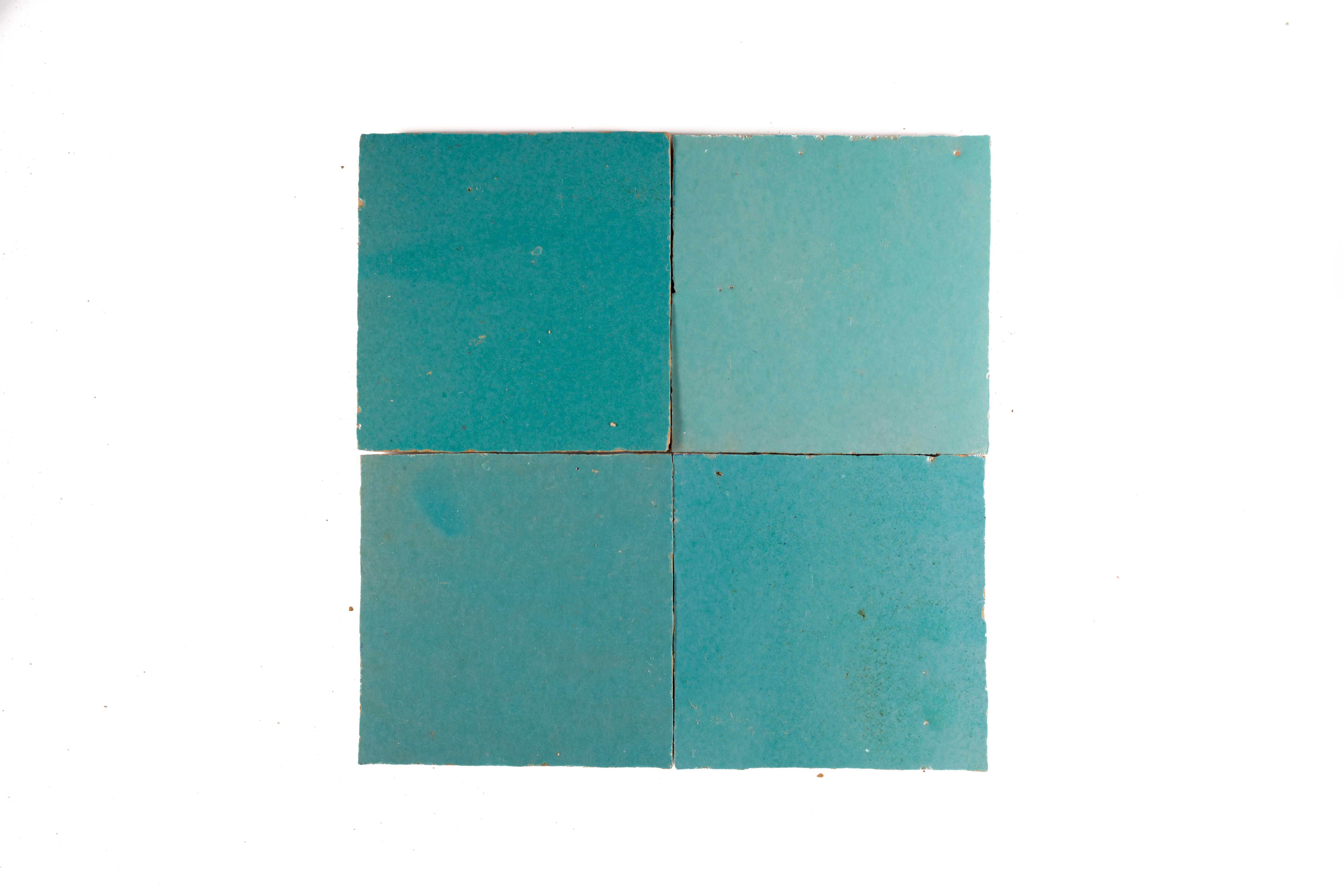 Marokkaanse Tegels Outlet : Zr al hoceima mint green mozaiekjes diverse soorten tegels