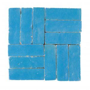 Zelliges-bejmat-BE04-lichtblauw-donkerblauw-blauw-marokkaanse-tegels