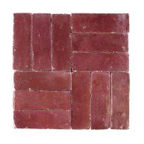 Zelliges-bejmat-BE03-rood-bordeaux-marokkaanse-tegels